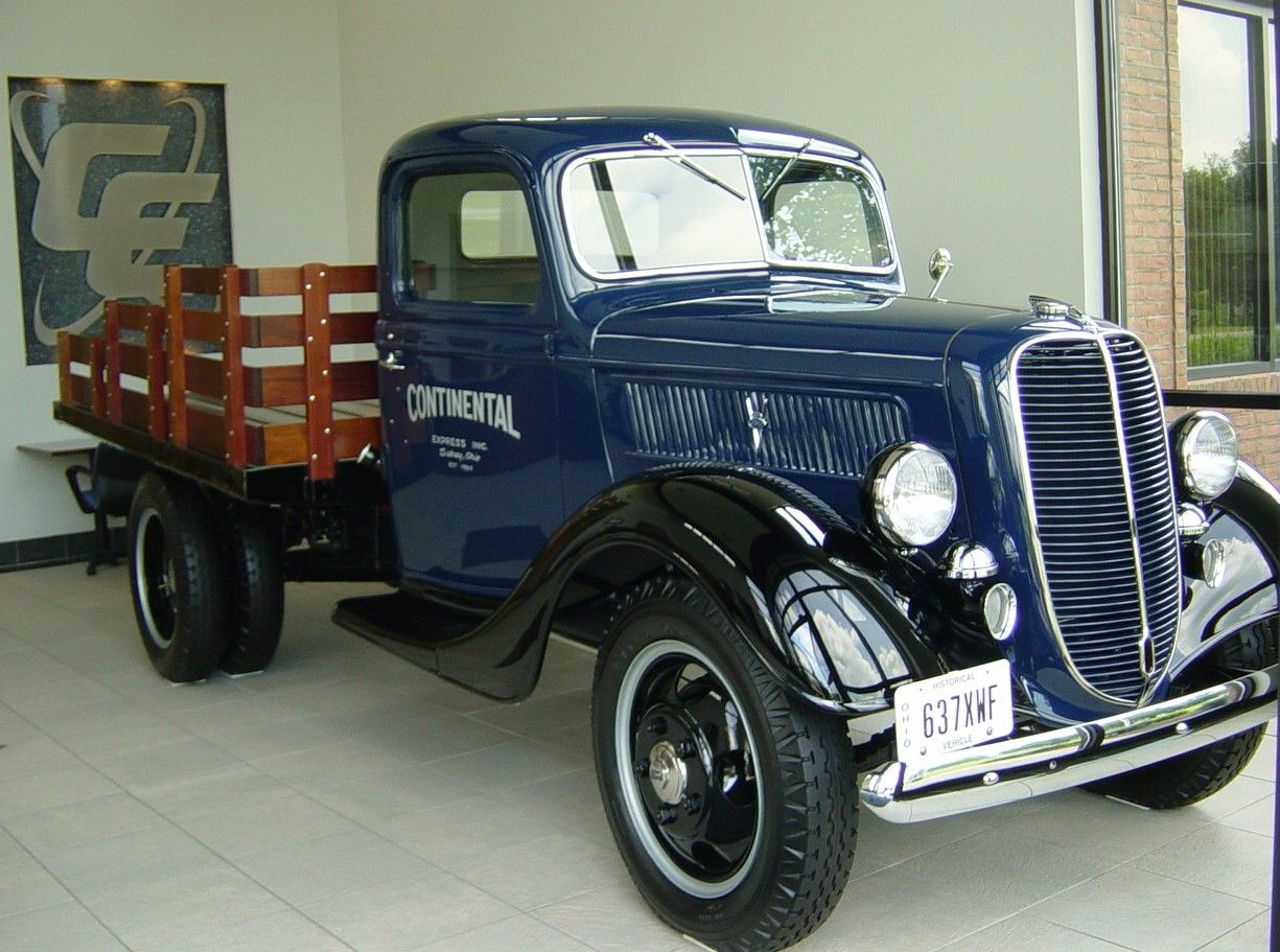 342 best Great Old American Trucks images on Pinterest | Pickup ...