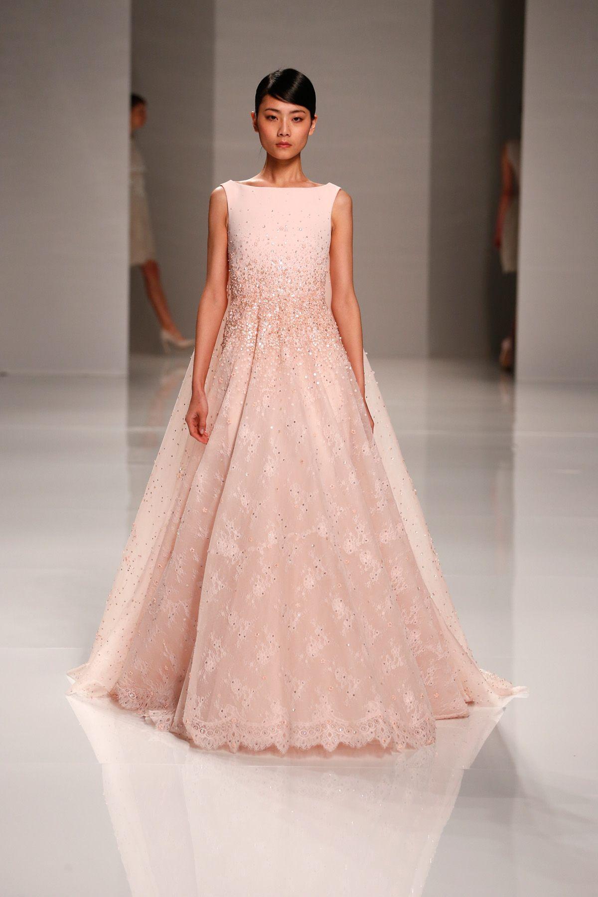 Georges Hobeika - Primavera-Verano 2015 Couture Collection | Ropa de ...