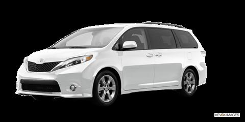 2014 Toyota Sienna awarded KBBs Best Minivan Resale Value Award