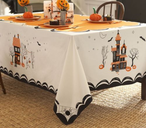 Marvelous Pottery Barn Kids Halloween Tablecloth   Google Search