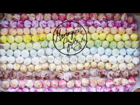Meringue Girls - This is how the magic happens - YouTube