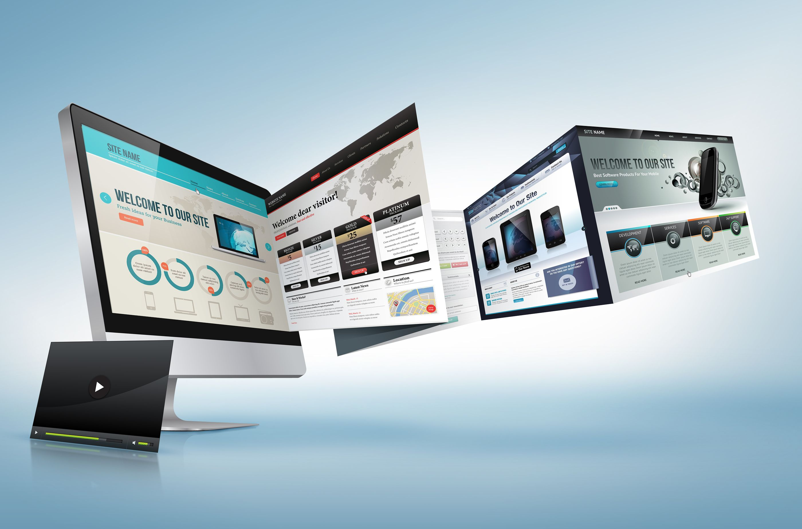 Web Design Inspiration Gallery Web Design Services Professional Web Design Web Design Company