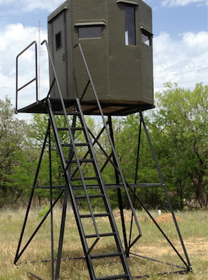 Courville S Outdoors Texas Made Deer Blinds Deer Blind Hunting Blinds Hunting Stands