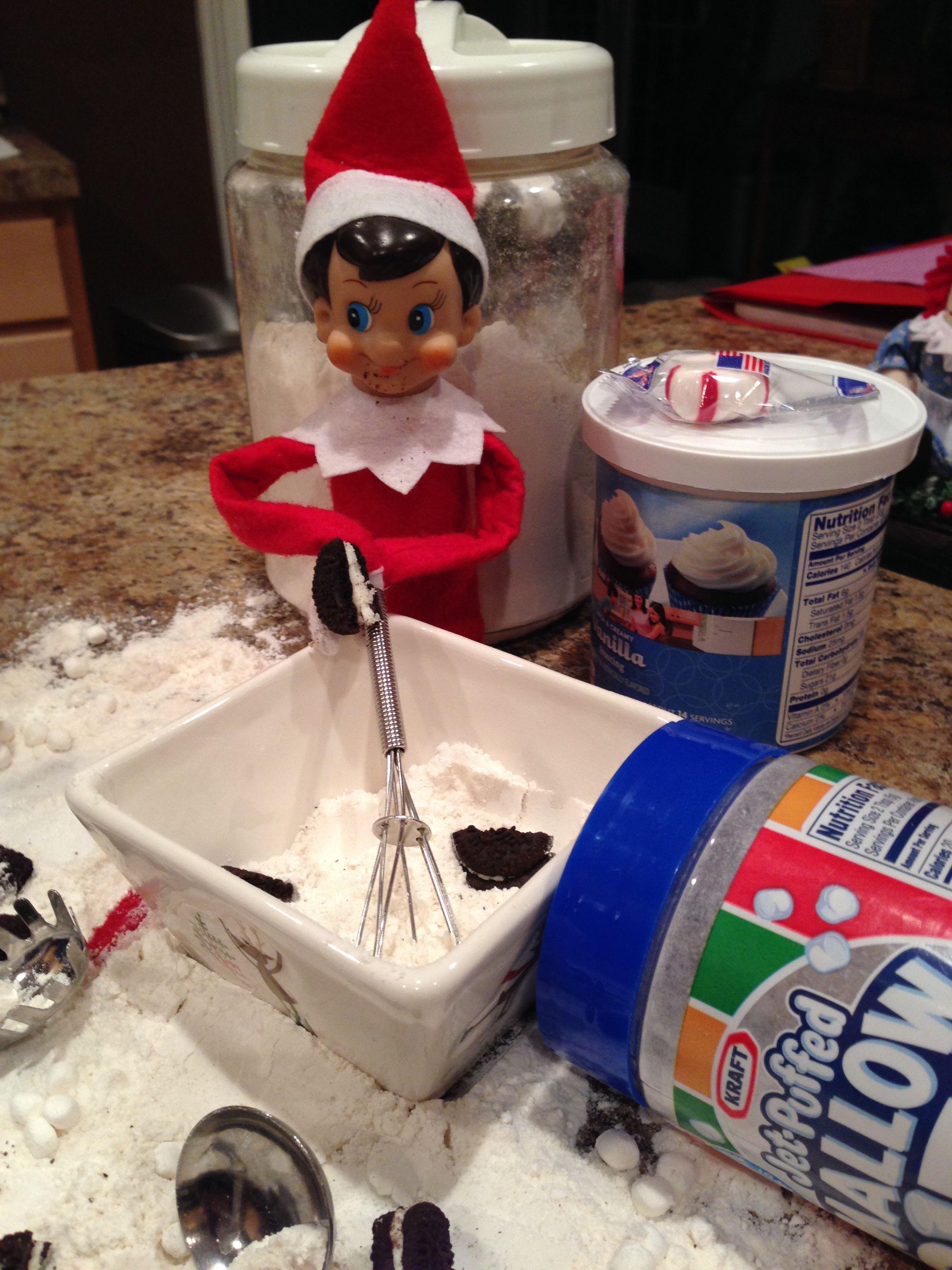 """Jingle"" making treats"