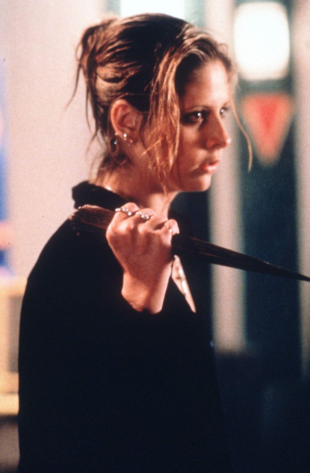 Buffy - the vampire slayer