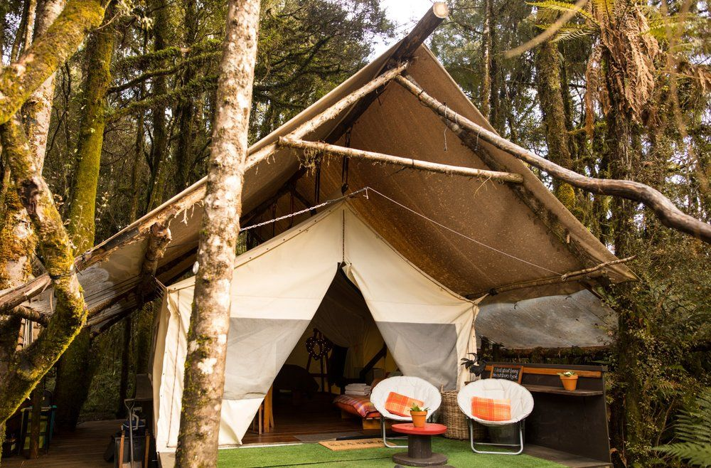 Experience Luxury Glamping And Cool City Digs In New Zealand Luxury Glamping Luxury Adventure Luxury Adventure Travel