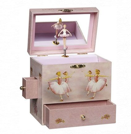 Enchantments Ballerina Treasure Box httpwwwyoyocomp