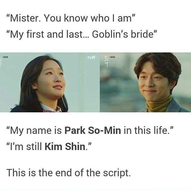 Goblin Korean Drama Goblin Pinterest Korean