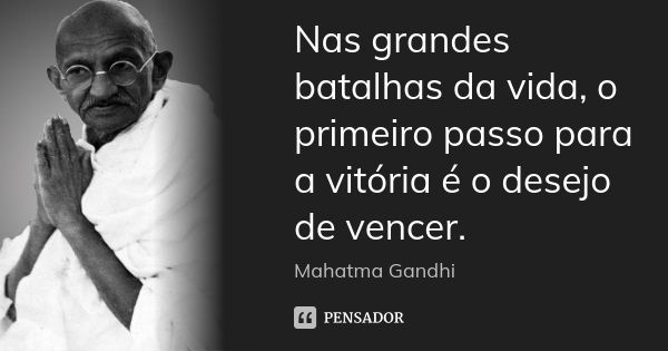 Mahatma Gandhi Frases Interessantes Frases E Frases