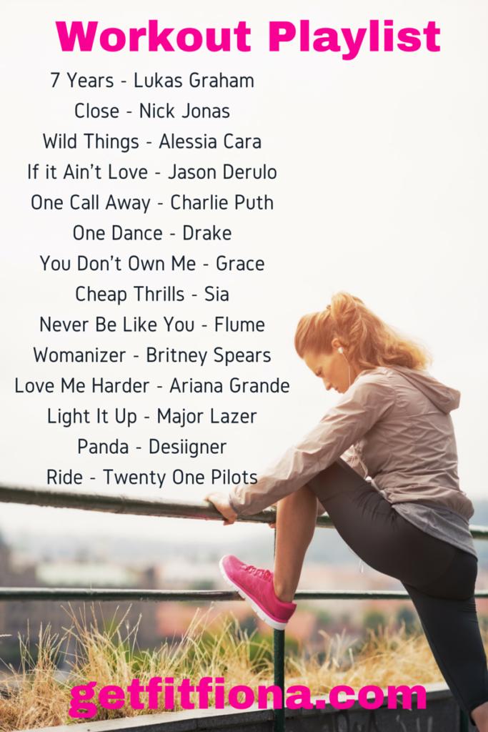 musica para correr listas spotify