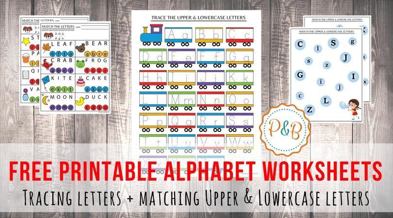 38 Free Printable Preschool Worksheets Alphabet En 2020 Feuilles De Calcul Pour Prescolaires Imprimables Feuilles Imprimables Lettres Alphabet