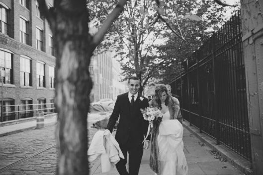 Una boda de invierno en Brooklyn 8