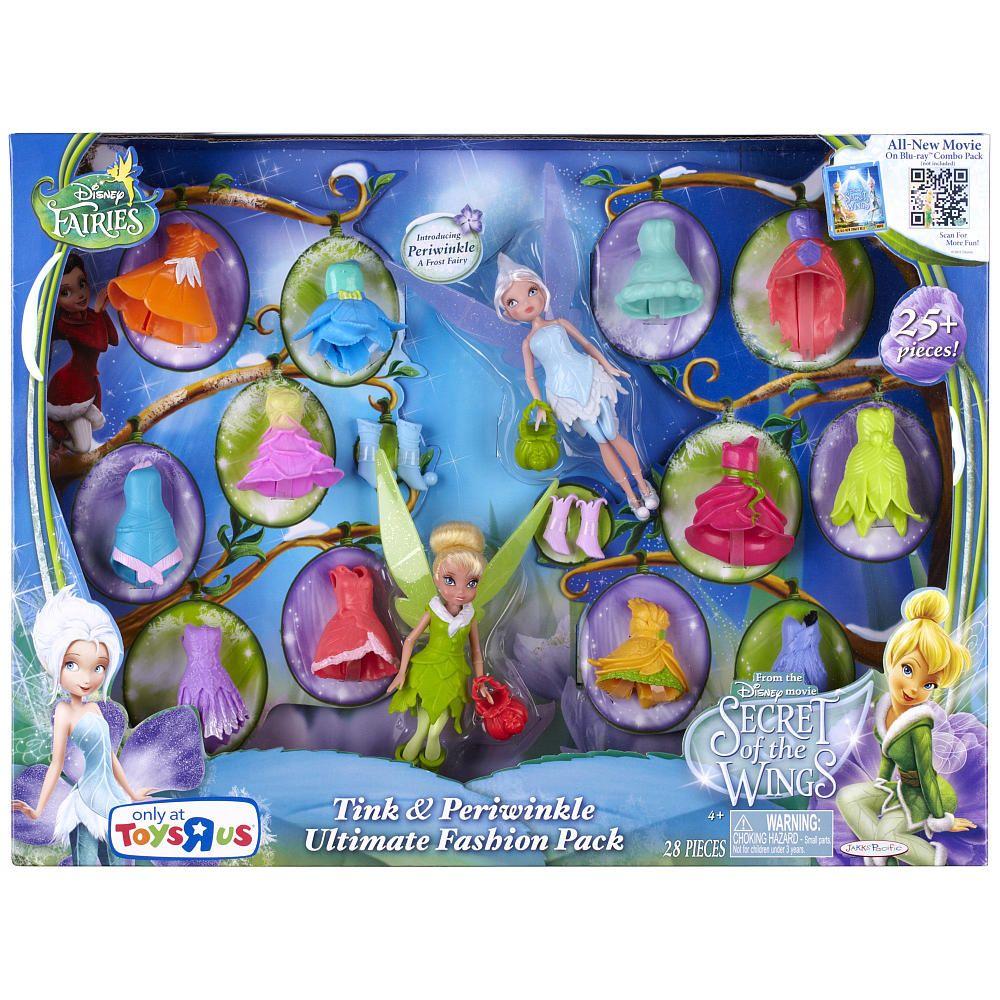 Disney Tinker Bell Toys