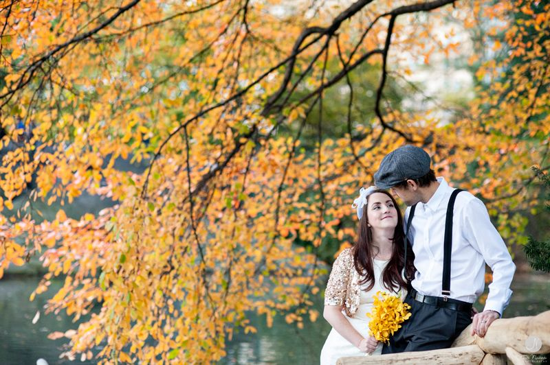 Meaghan And Grant New York Elopement Photographer Central Park Wedding At Cop Cot