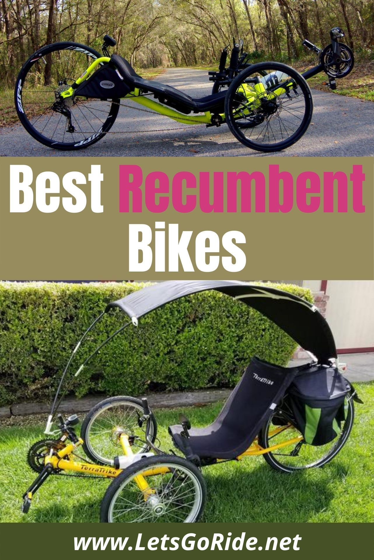 5 Best Recumbent Exercise Bikes Reviews Start Cycling To Stay Fit In 2020 Exercise Bike Reviews Recumbent Bike Workout Biking Workout