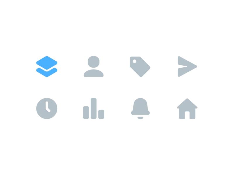 Navigation Icons Icon Design Inspiration Icon Navigation