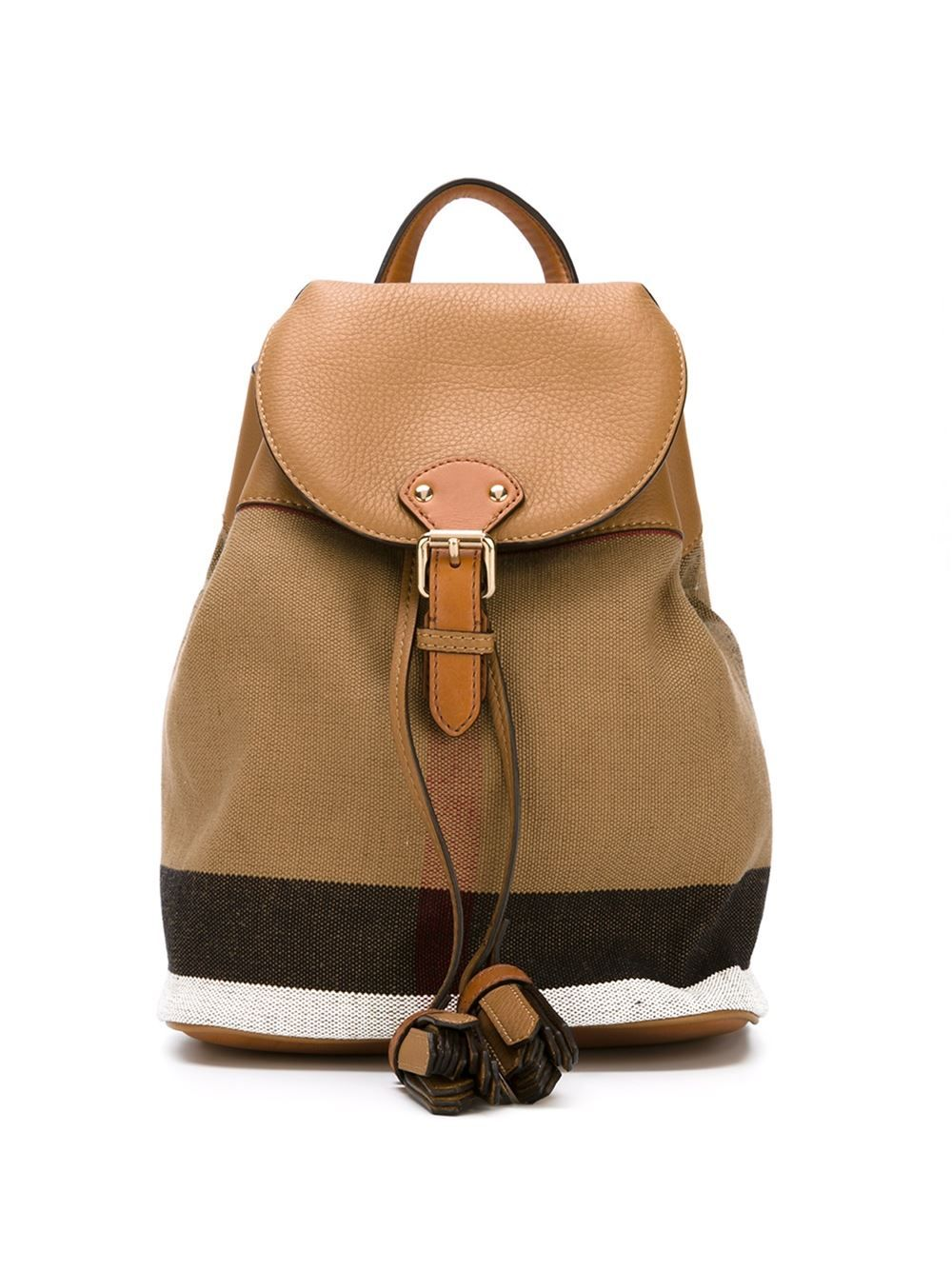 Burberry Kids House check backpack   Expedition - Burberry kids ... 8dd00dd73724