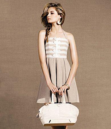 7a37ce03b14 Jessica Simpson Halter Dress · Roztomilé ŠatyLetní ...