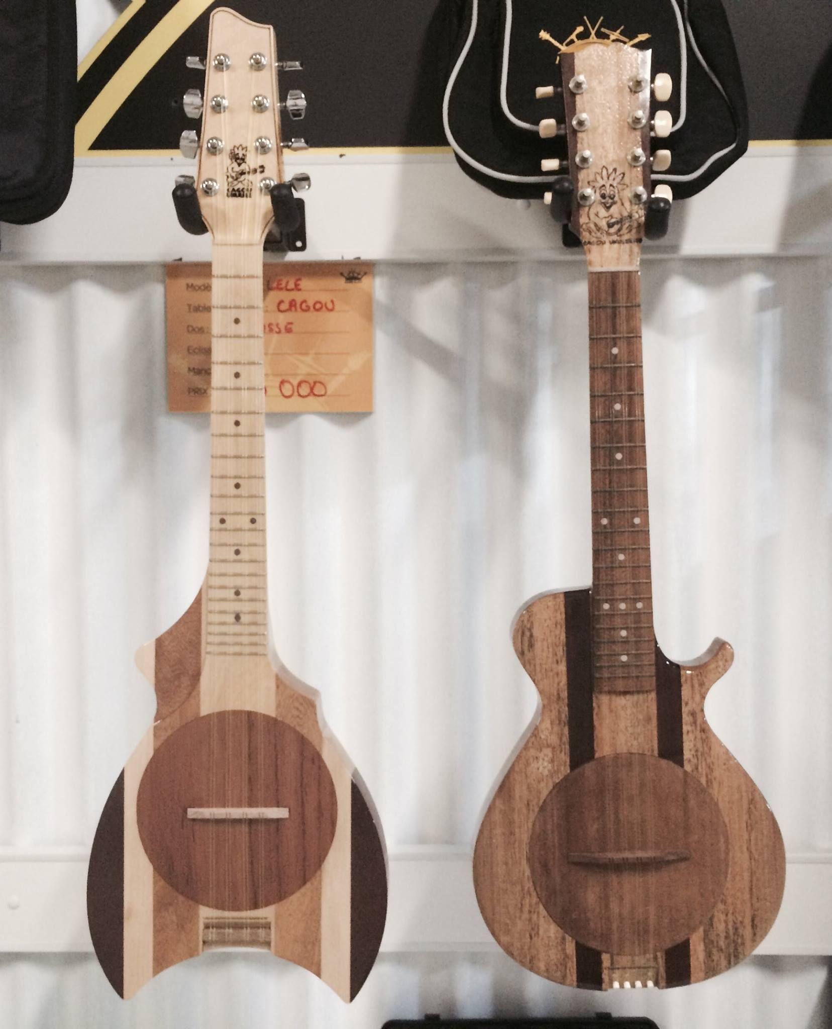 how to make a tahitian ukulele