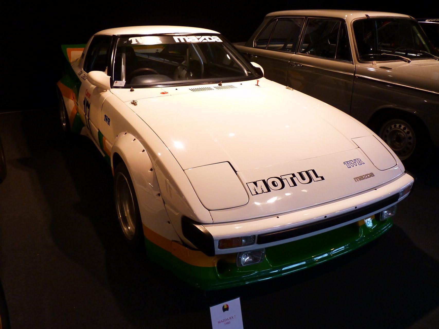 Mazda rx7 twr