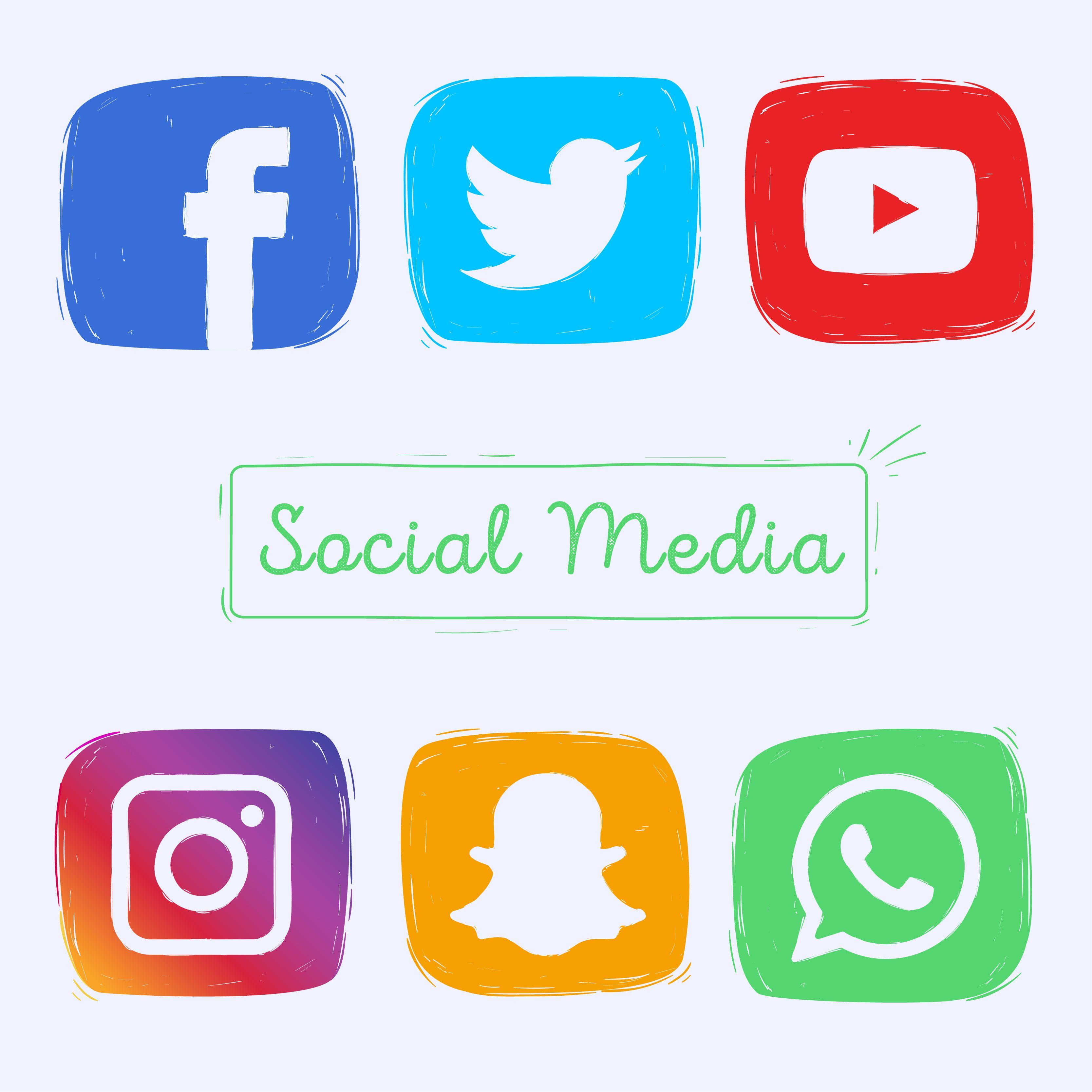 Avantajele prezentei pe Social Media Social media art