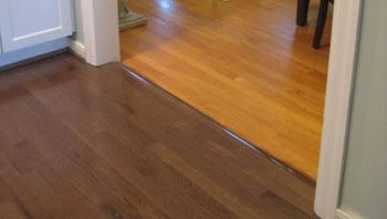 Matching Wood Flooring Home Makeover Diva The