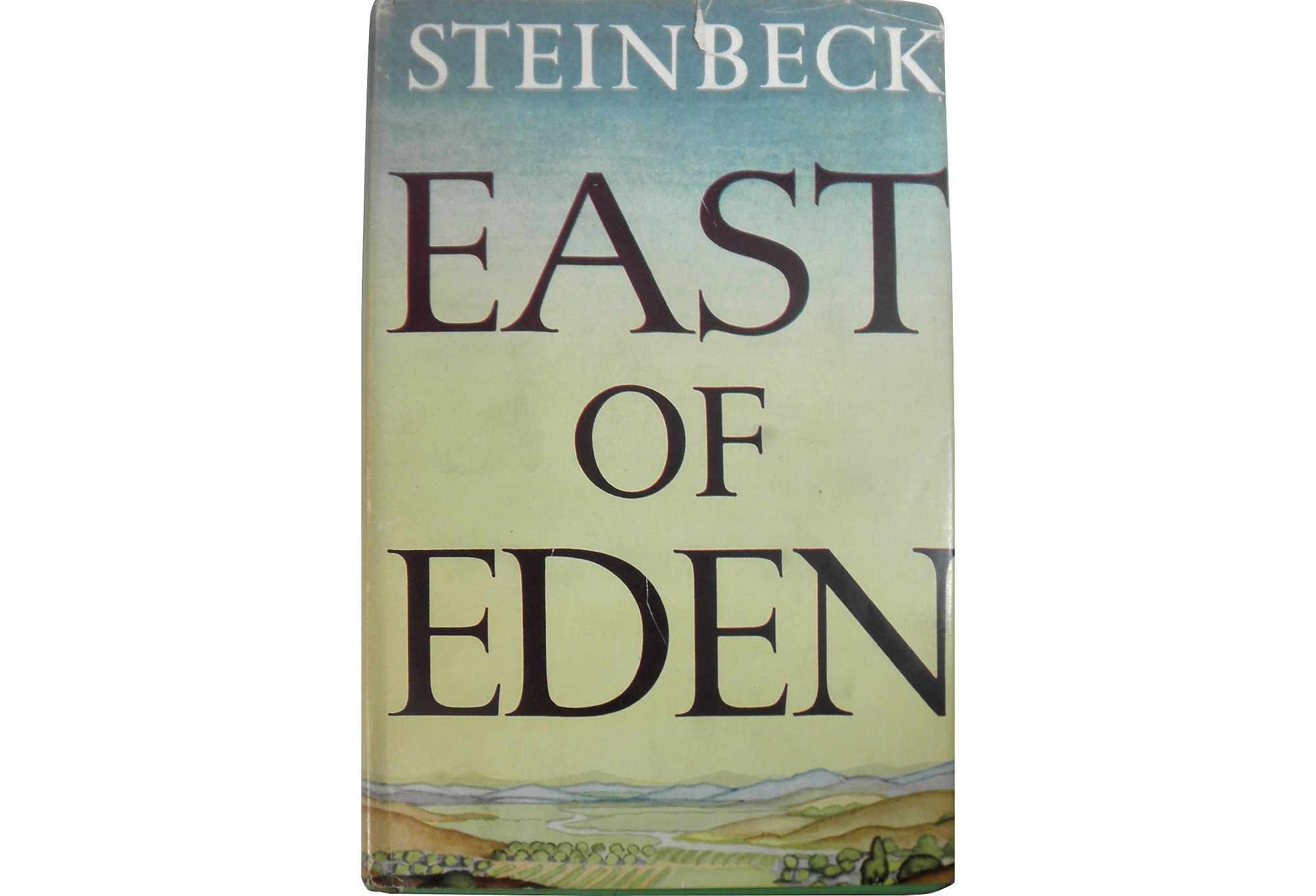 East of Eden by John Steinbeck. A literary classic
