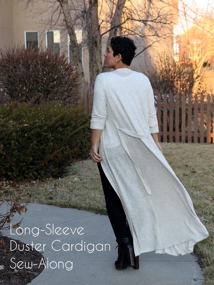 FLOOR LENGTH DUSTER SEW-ALONG! - Mimi G Style   My DIY & Fashion ...