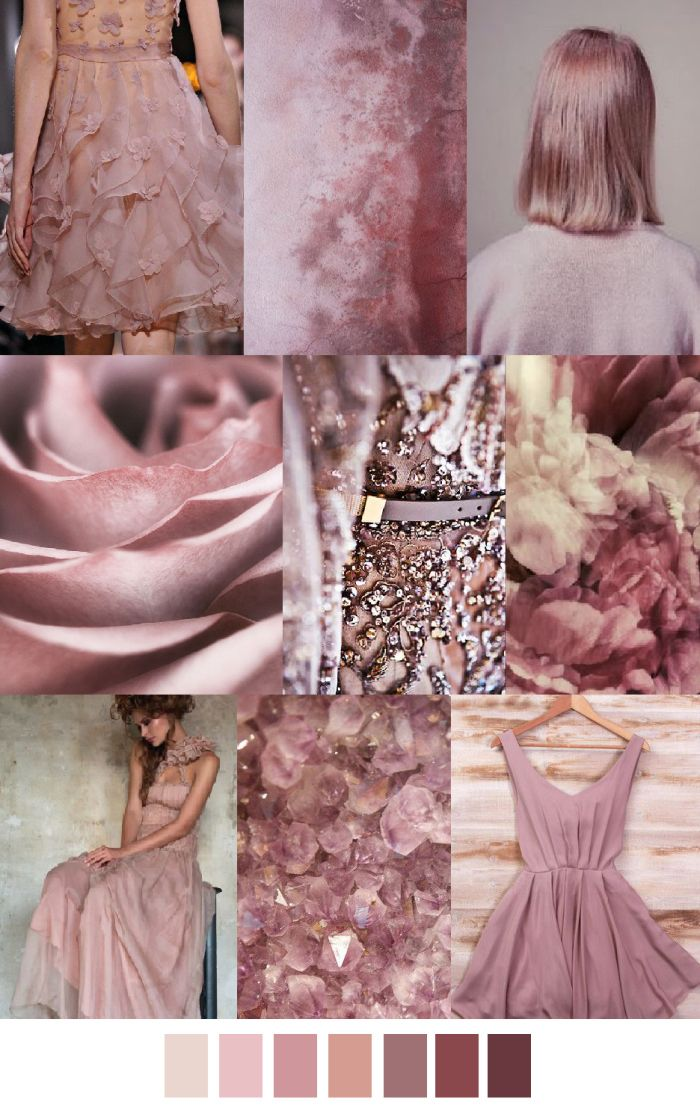 Best 25 Dusty Rose Color Ideas On Pinterest Dusty Rose