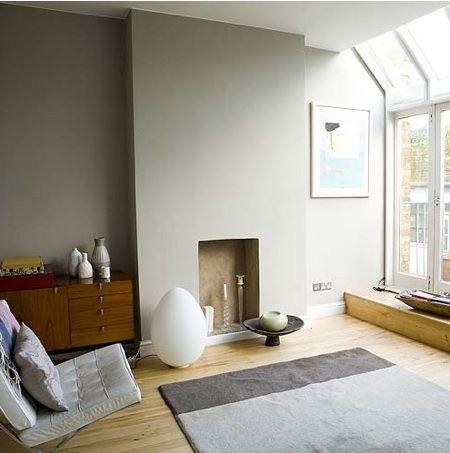A Modern Georgian House In London Floor Seating Living Room Modern Georgian House Living Room Sofa