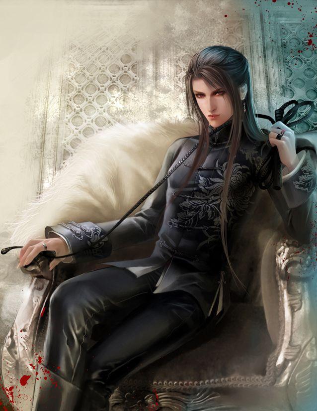 The Master By Heise On Deviantart Fantasy Fantasy Male Art