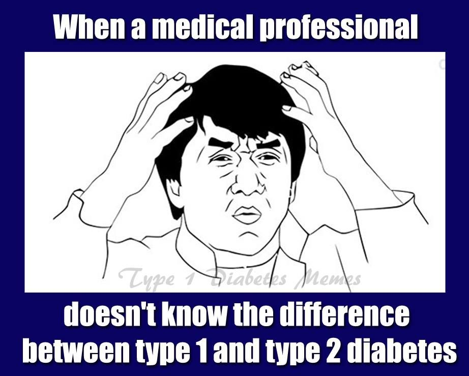 All The Time You Re Too Young For Diabetes It S Type One