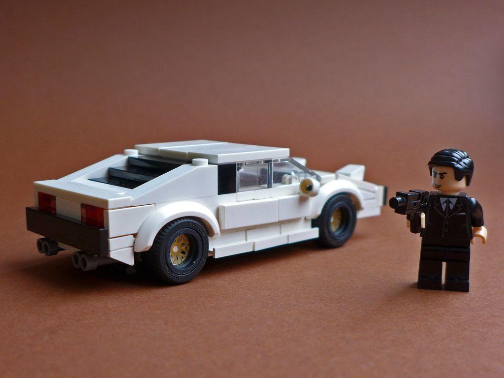 lotus esprit turbo james bond 007 movie car lotus. Black Bedroom Furniture Sets. Home Design Ideas