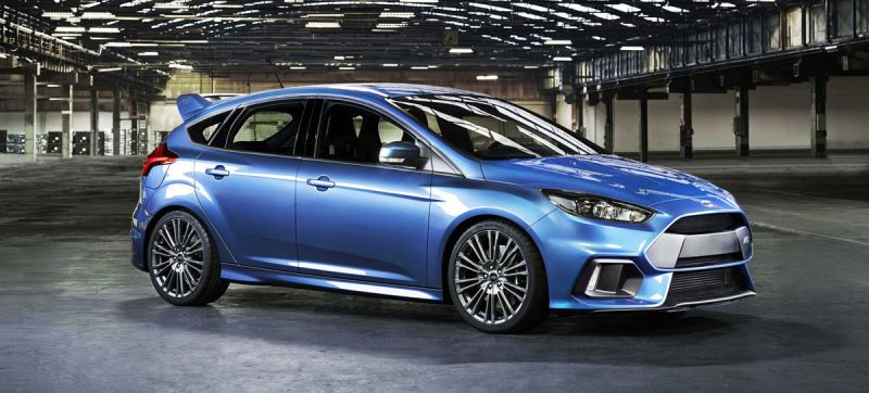 2016 Ford Focus Rs This Is Your 320 Hp Awd Monster Hatch From