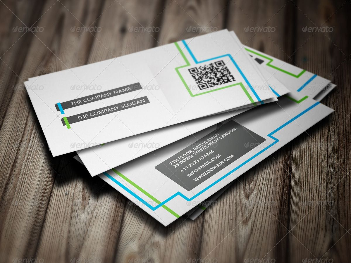 Liner Creative Business Card With Images Business Cards