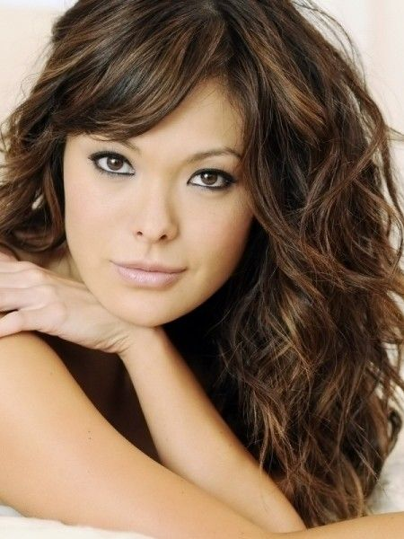 cool layered curly hairstyles