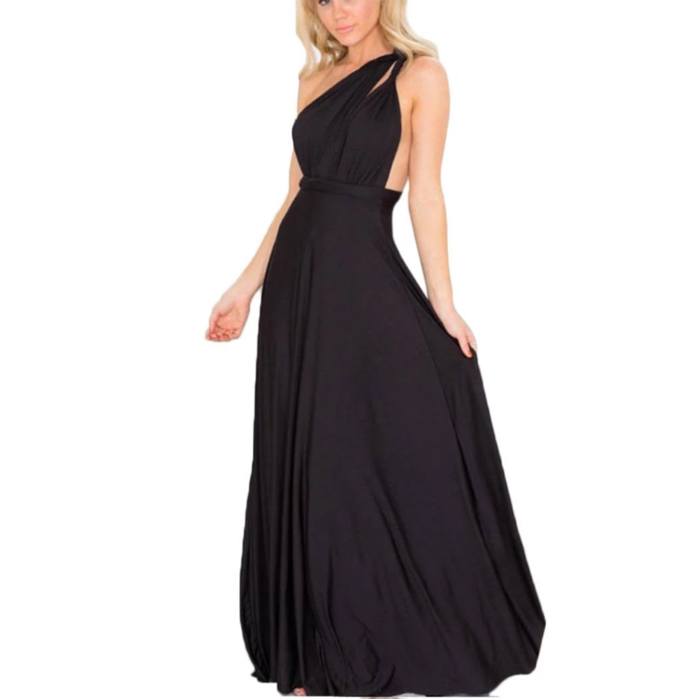 AL'OFA Women Sexy Cocktail Dresses Sleeveless Backless A-Line Pleated Hem Homecoming Dress Party Gown Female Clothing #backlesscocktaildress