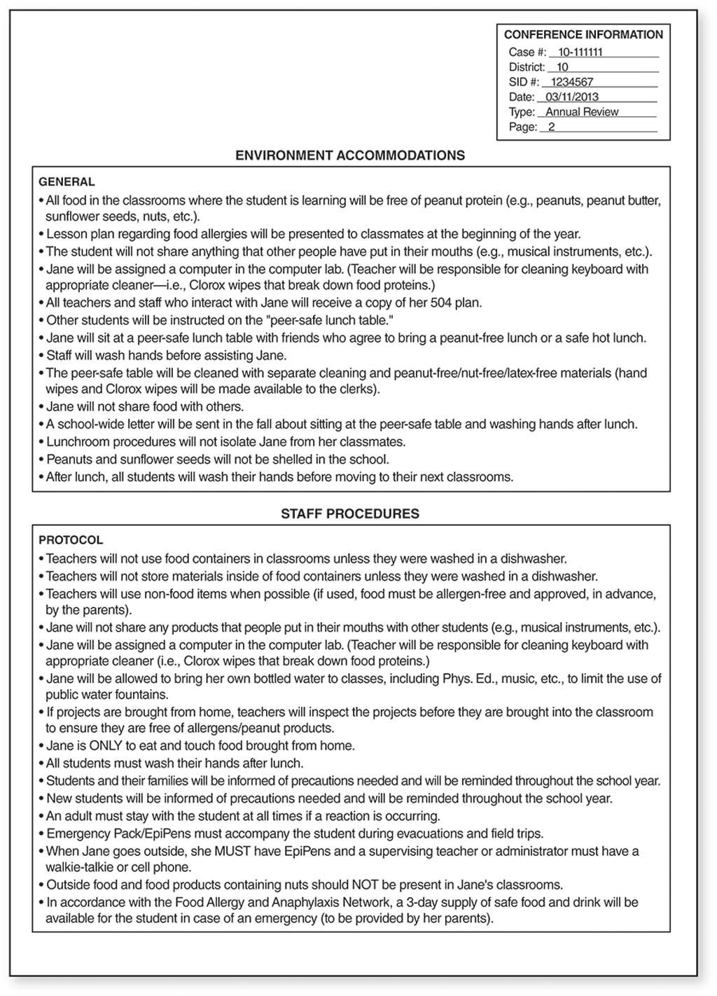 the form on top reads functional assessment interview form ese 315 working exceptional students an introduction to special education appendix