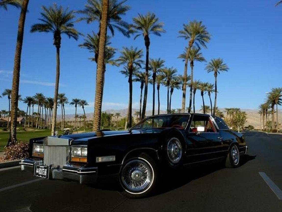 Cadillac eldorado opera coupe resto mod de 1980