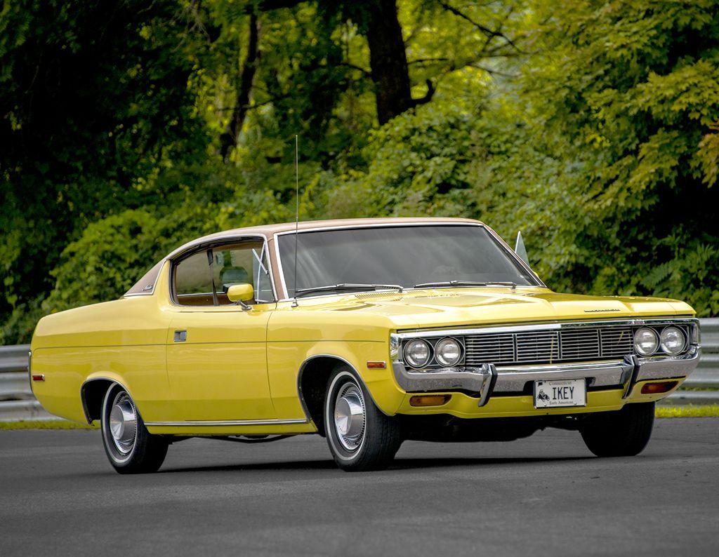 1972 Amc Matador Coupe Old Classic Cars Amc Classic Cars
