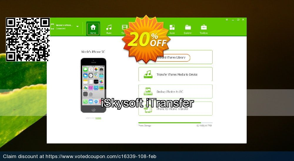 Iskysoft Itransfer Coupon 31 Discount Code Super Bowl Feb 2020