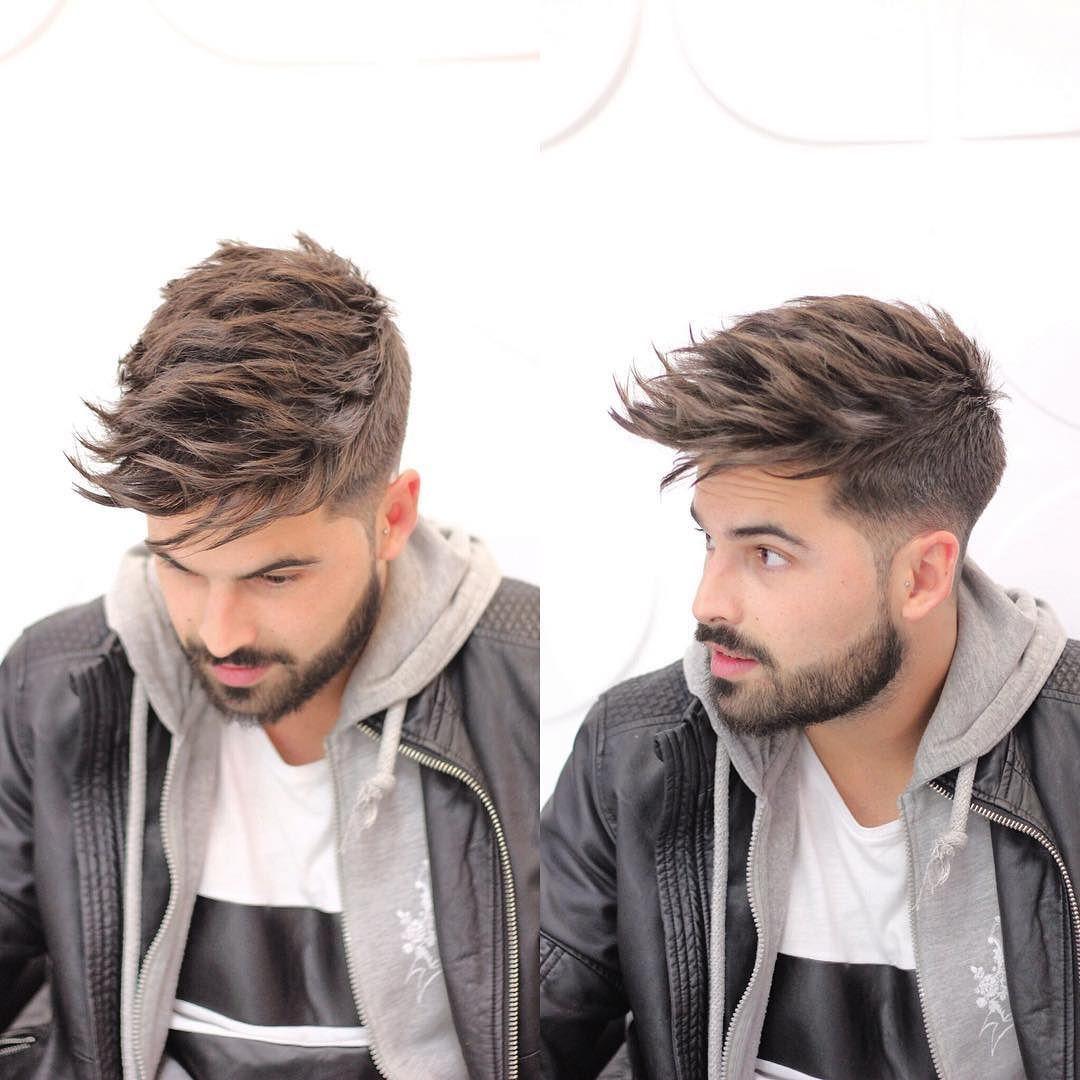 Men S Hairstyle Trends 2016 2015 Hair Styles Medium Hair Styles Mens Messy Hairstyles