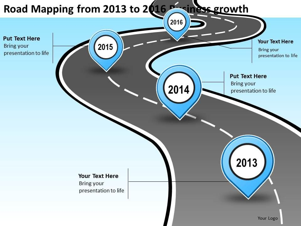 business roadmap icon product roadmap timeline road | ideas for, Modern powerpoint