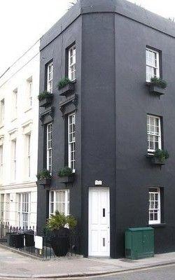 cool building black fabcolor fab color pinterest building