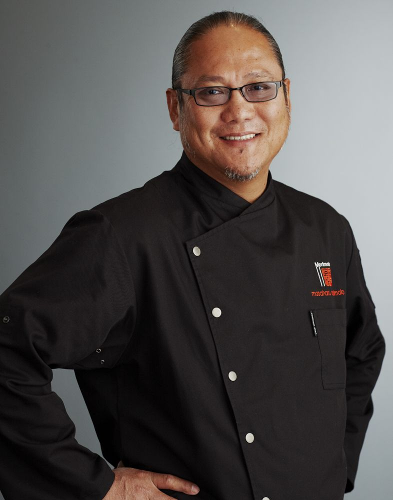 Masaharu morimoto be our guest the invitation is always open the invitation is always open whenever you are in stopboris Choice Image