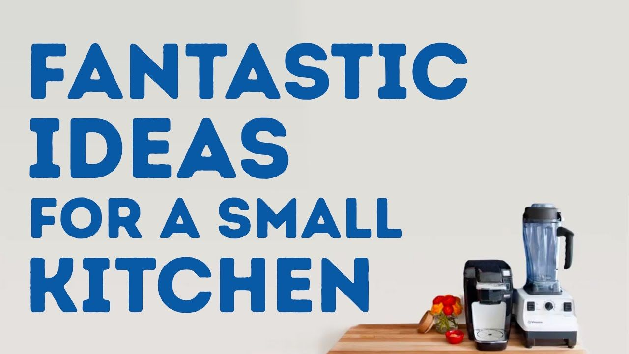 Fantastic diy ideas for a small kitchen l 5 minute crafts diy do fantastic diy ideas for a small kitchen l 5 minute crafts solutioingenieria Image collections