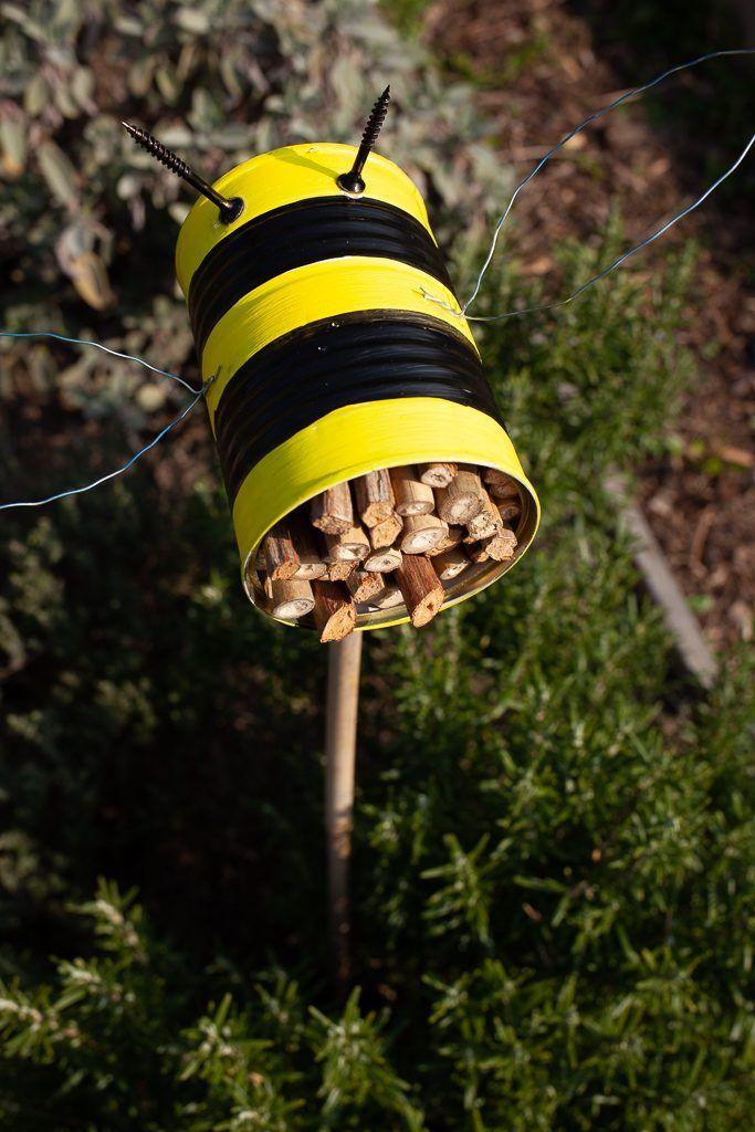 Insektenhotel bauen – Garten Fräulein – Der Garten Blog