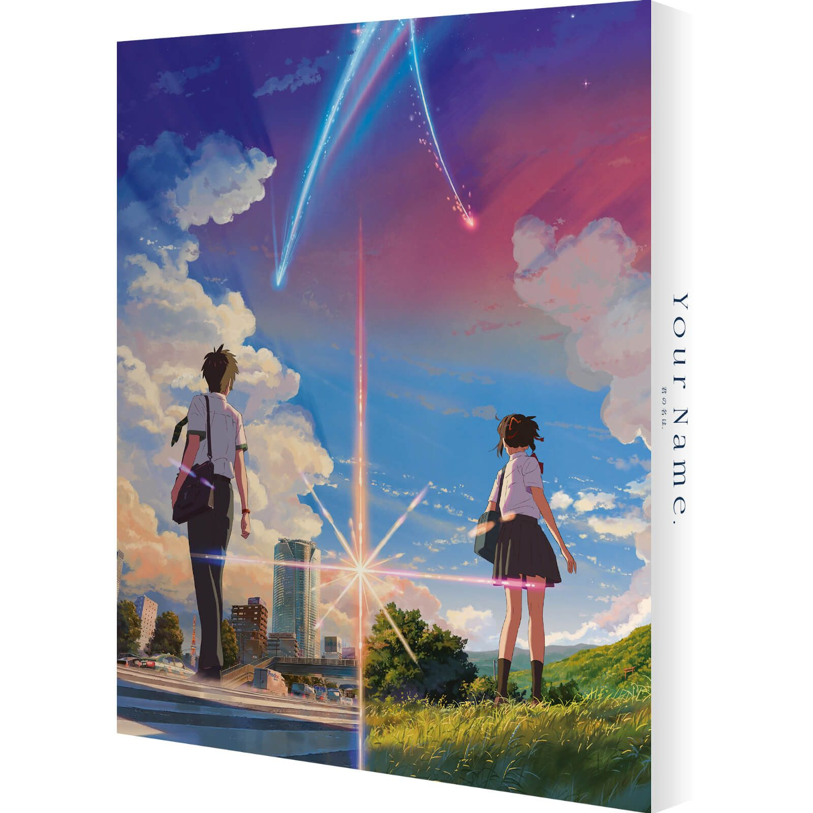 Your Name 4k Ultra Hd Collector S Edition Includes 2d Blu Ray In 2021 Hd Anime Wallpapers Kimi No Na Wa Anime