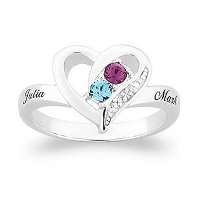 Engravable Promise Rings For Couples. Amazing Couples ...
