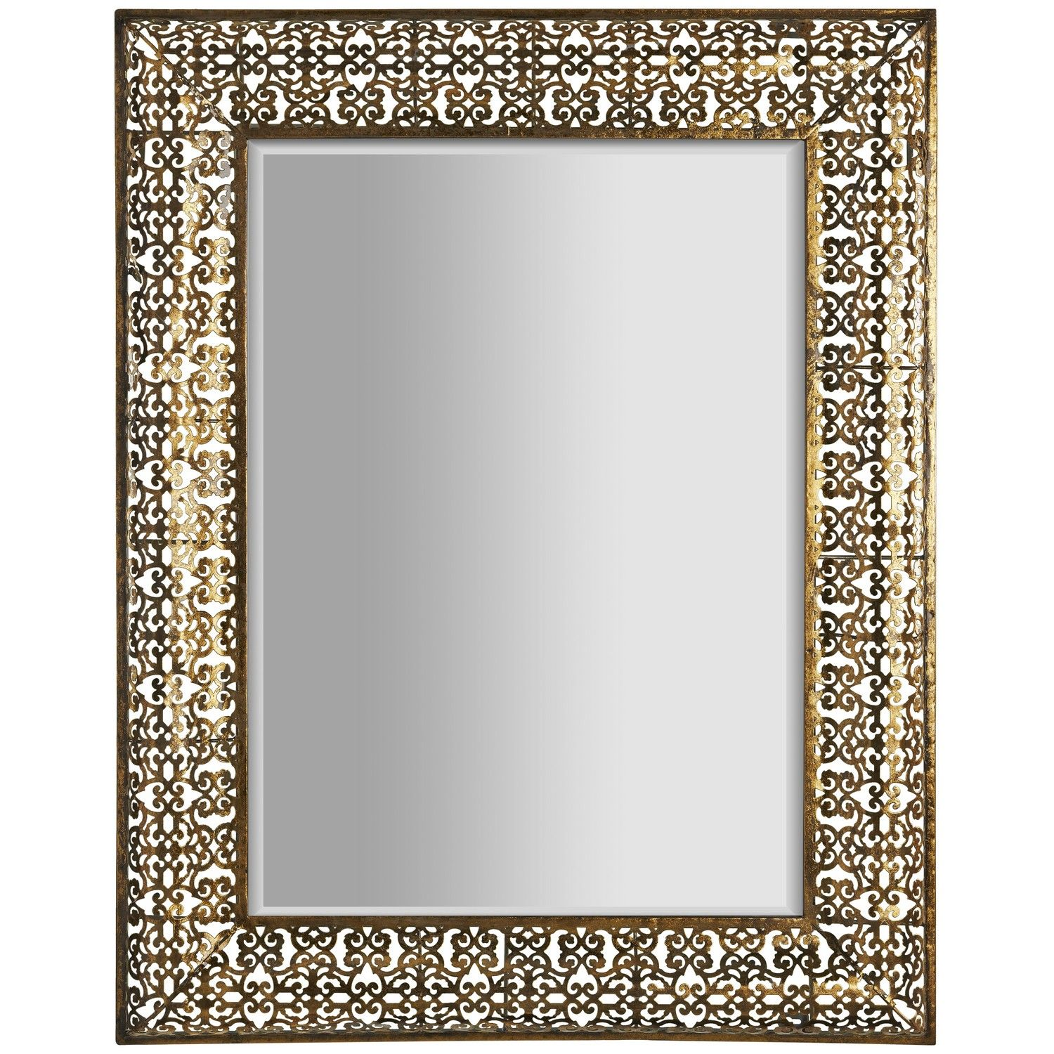 Buy Gold Marrakech Mirror Mirrors The Range Home Bedroom